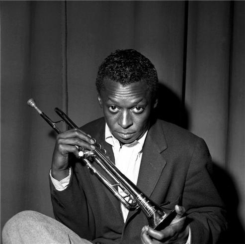 Miles Davis 1950s
