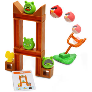 Angry Birds game Think Geek