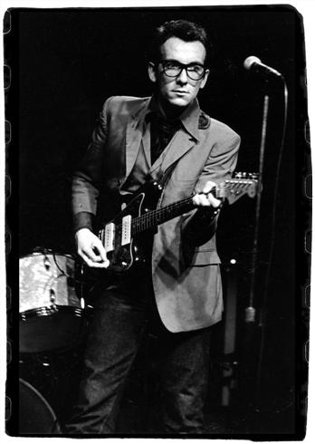 Elvis Costello 1970s guitar