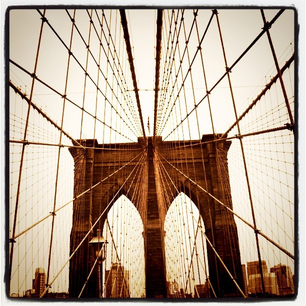 Brooklyn Bridge ckc325 Instagram