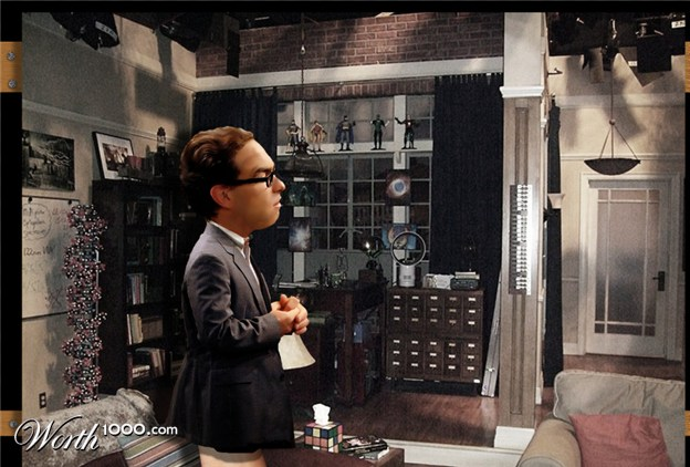 Big Bang Puppet from Worth1000