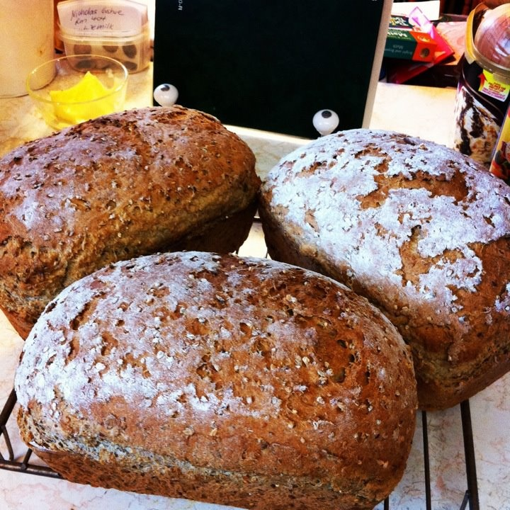 Martha bread October 2 2011