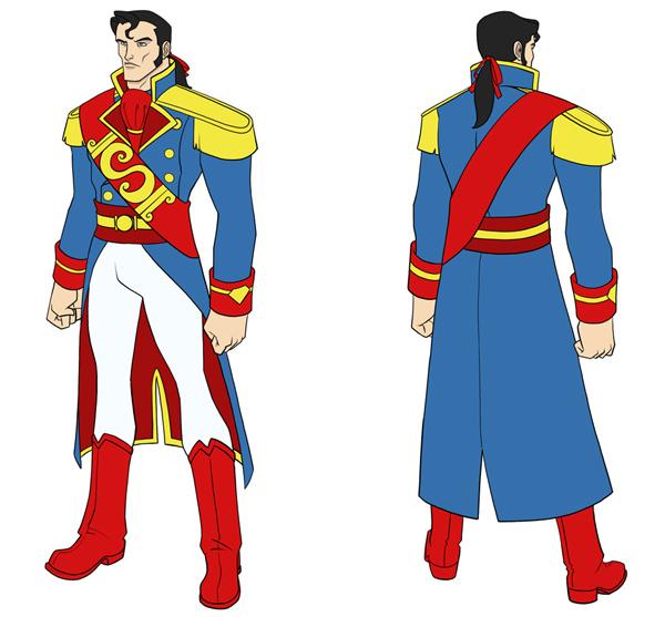 Superman Victorian