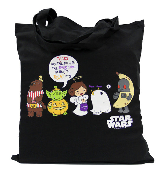 Star Wars Tote Bag Fashionably Geek