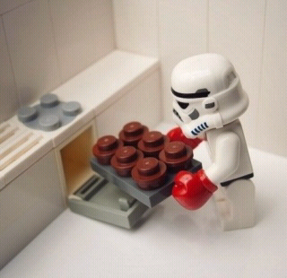 These are not the brownies you're looking for
