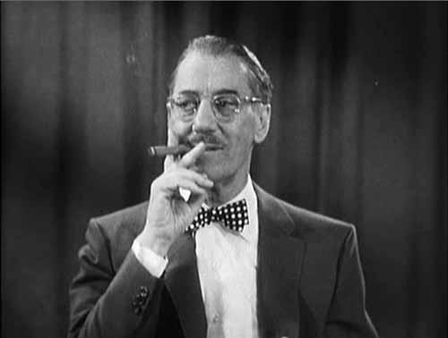 Groucho Marx cigar
