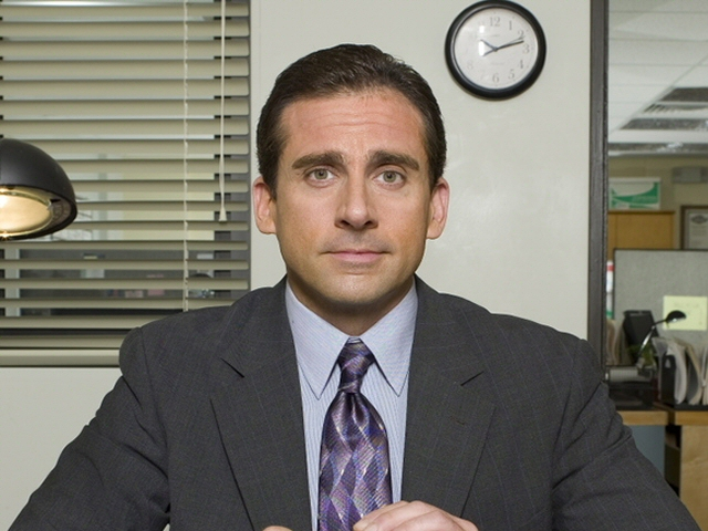Steve Carell Michael Scott The Office
