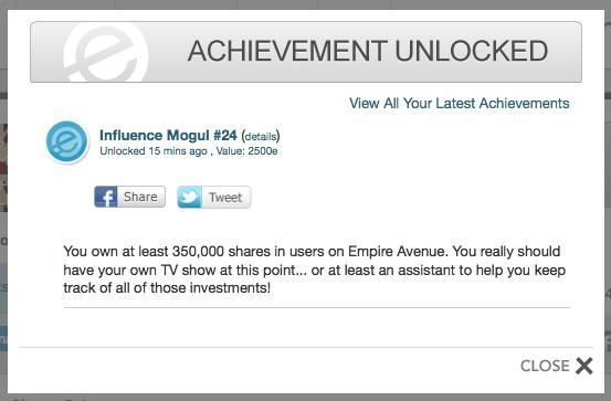 Achievement unlocked June 29 2011