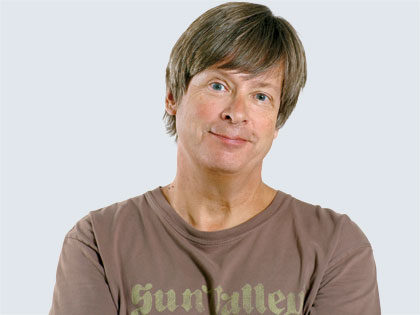 Dave Barry in Tshirt
