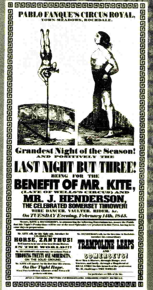 Mr Kite poster 1843 Beatles