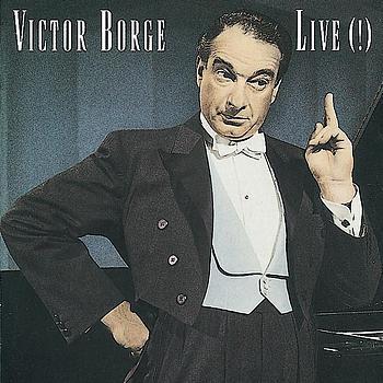 Victor Borge Live album cover