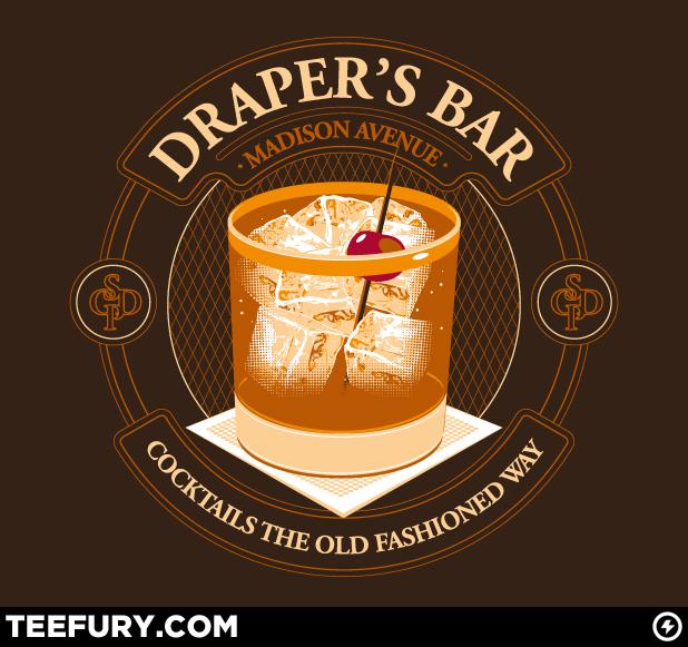 Draper's Bar Teefury
