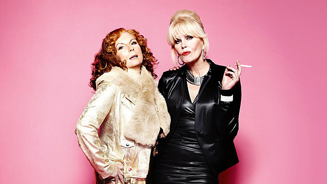 Absolutely Fabulous reunion 2011