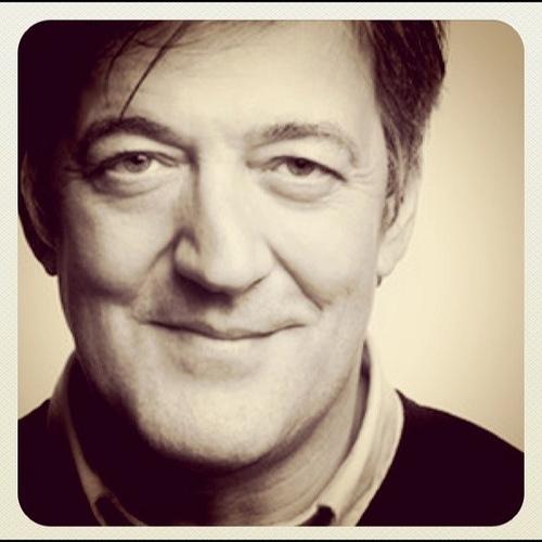 Stephen Fry a la instagram
