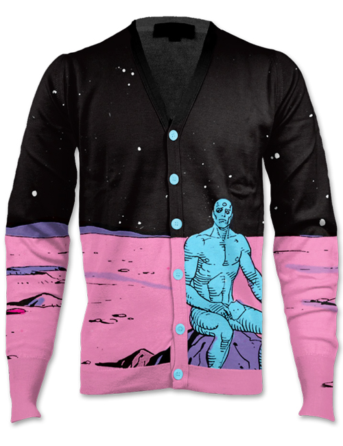 Doctor Manhattan shirt
