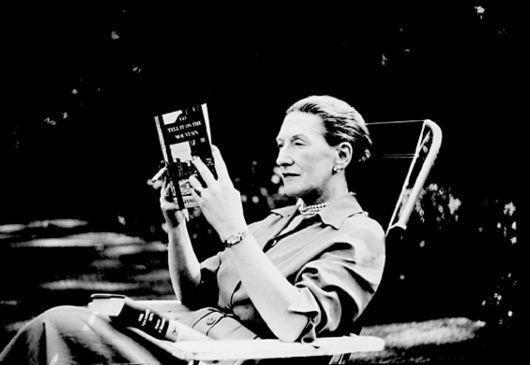 Elizabeth Bowen reading