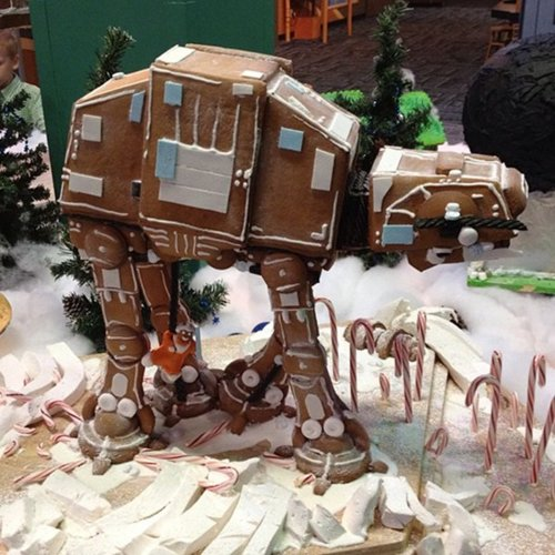 ATAT Gingerbread