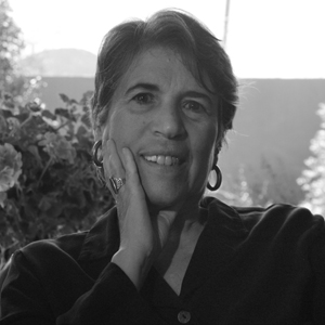 Natalie Goldberg black and white