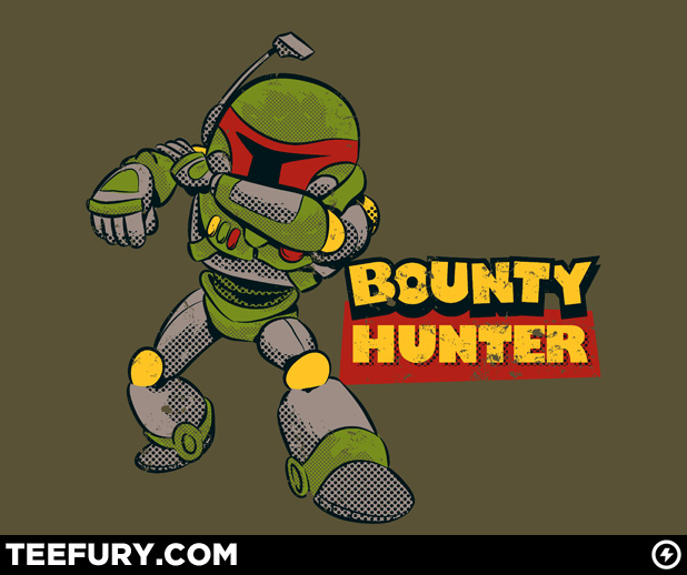 Buzz Lightyear Boba Fett Bounty Hunter Teefury