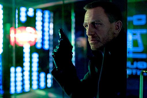 Daniel Craig Skyfall Sony Pictures
