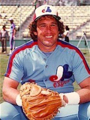 Gary Carter Montreal Expos uniform