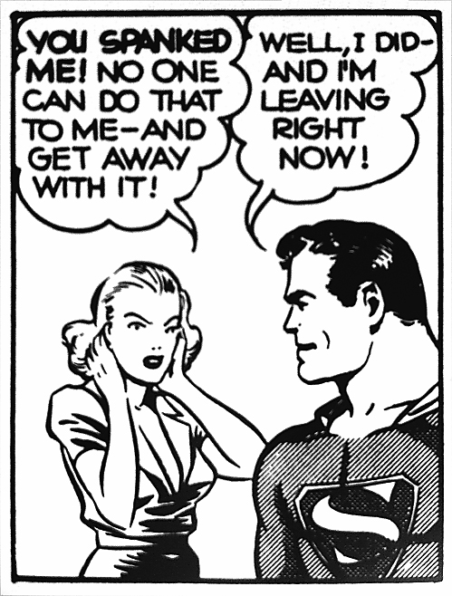 Superman Lost sex and the city episode