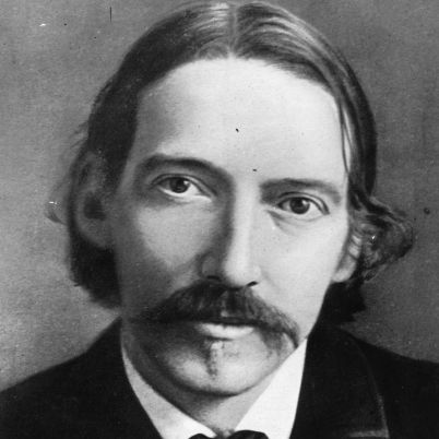Robert Louis Stevenson tight crop