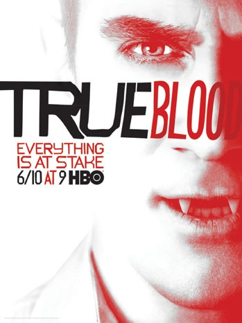 Christopher Meloni True Blood poster