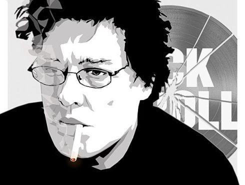 Tom Stoppard illustration