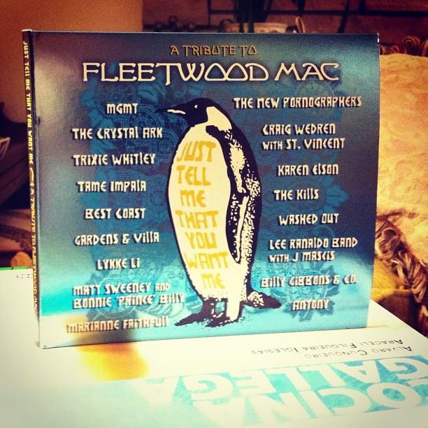Fleetwood Mac tribute Just Tell Me You Want Me