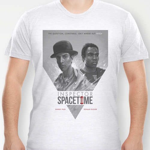 Inpector Spacetime Community Troy Abed Sam Spratt