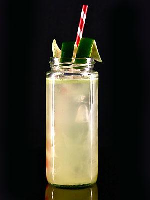 Barbershop Fizz cocktail