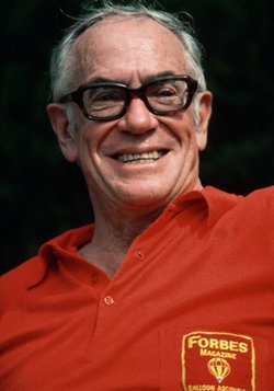 Malcolm Forbes smiling