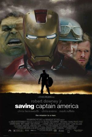 Saving Captain America