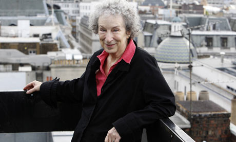 Margaret Atwood streetscape