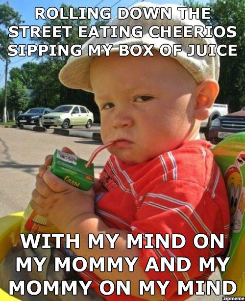Juicebox kid