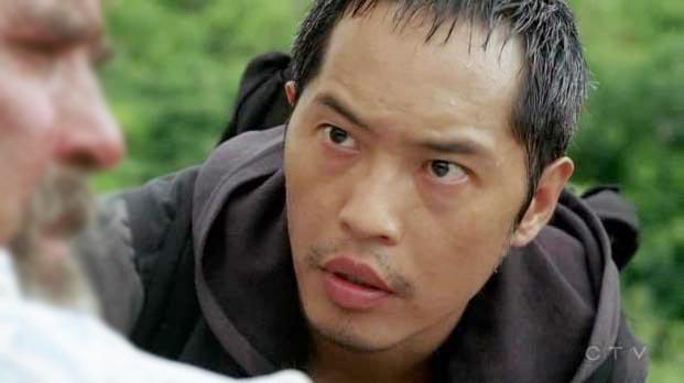 Miles Straume Lost Lapidus Ken Leung