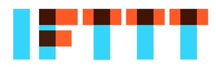 Ifttt logo blue