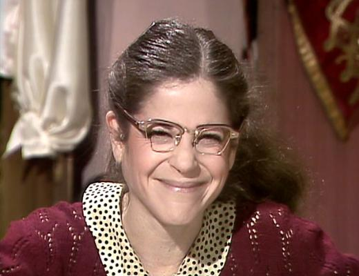 Gilda Radner as Emily Litella