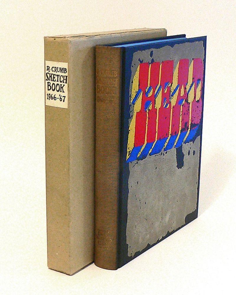 Robert Crumb sketchbooks
