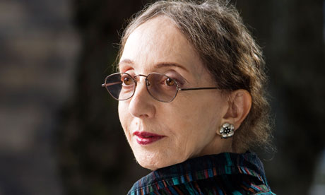 Joyce Carol Oates colour