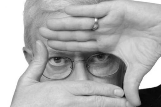 Roger Ebert eyes hands San Francisco Examiner