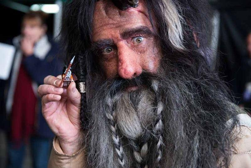 Hobbit cast lego minifig 2012