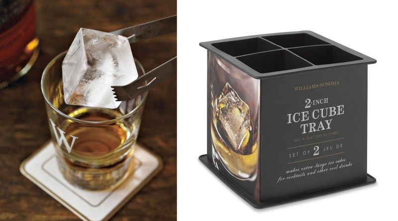 Williams Sonoma 2 inch ice cume tray