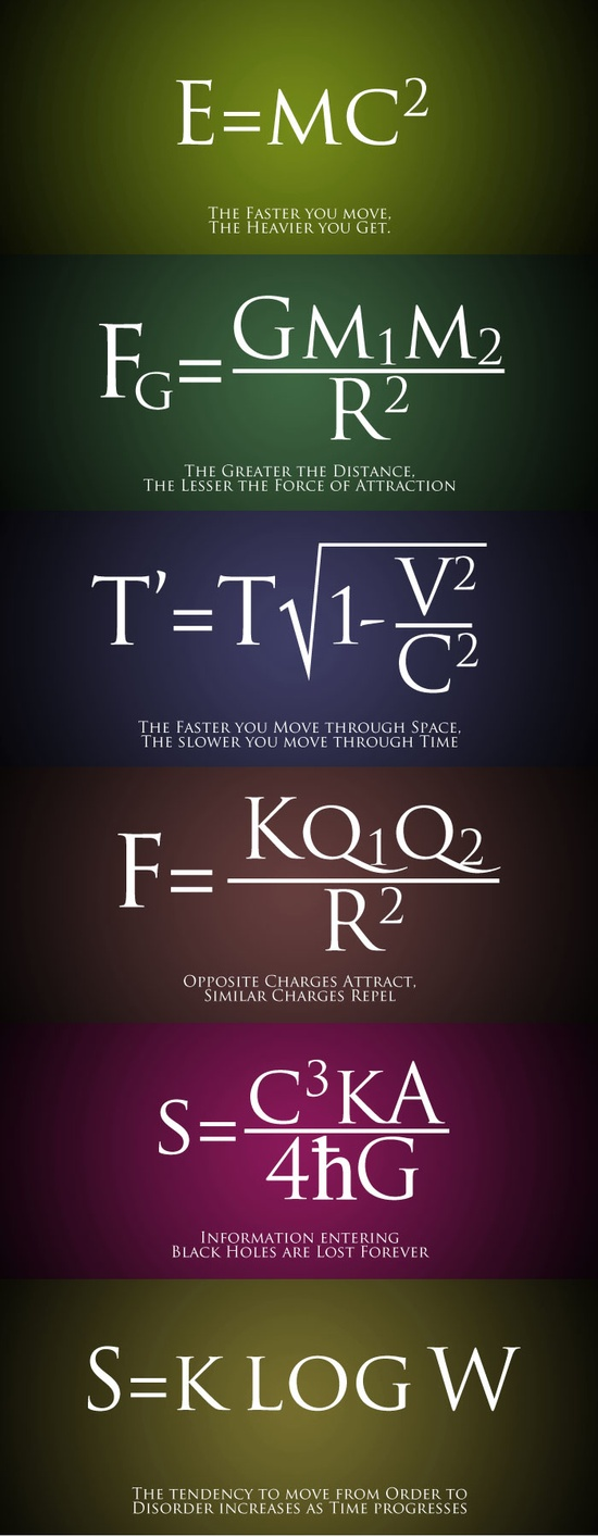 Wise math infographic