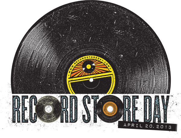 Record Store Day April 20 2013