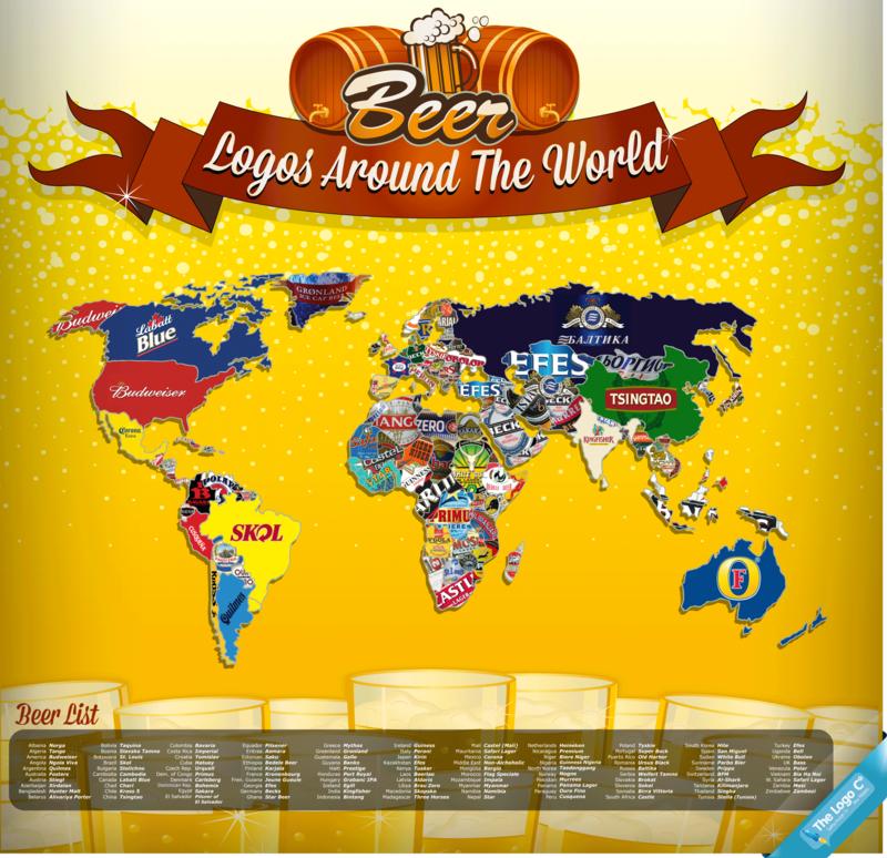 Beer Logos from around the world Logo Company