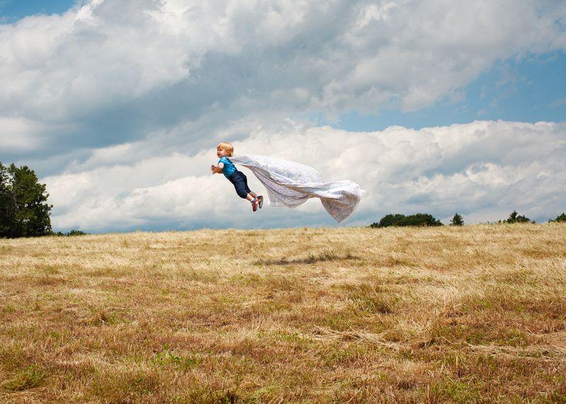 Rachel Hulin flying baby Daily Beast