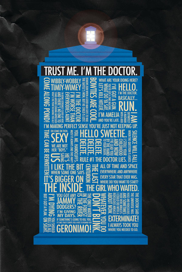 Doctor Who quotations