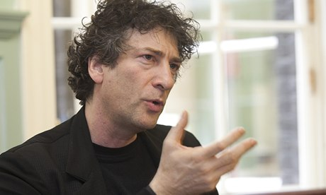 Neil Gaiman Guardian October 2013